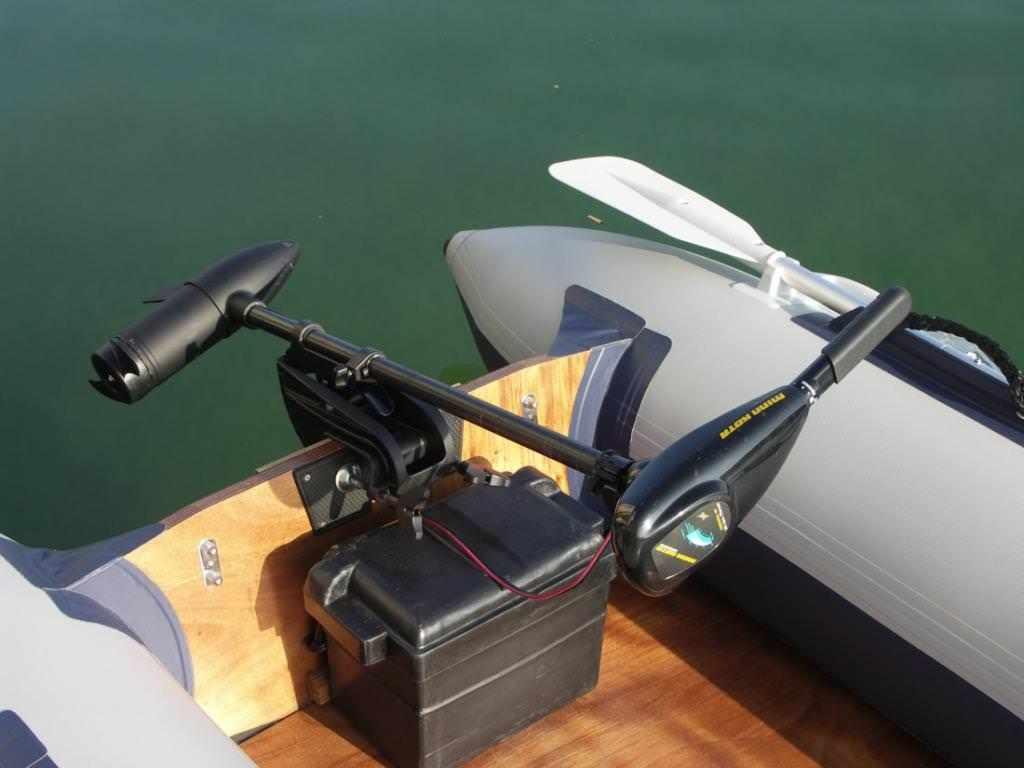 Функциональность и преимущества лодочных электромоторов Minn Kota Endura