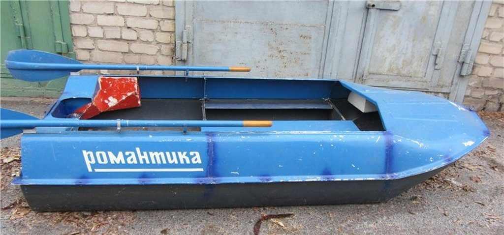 Лодка «Романтика»