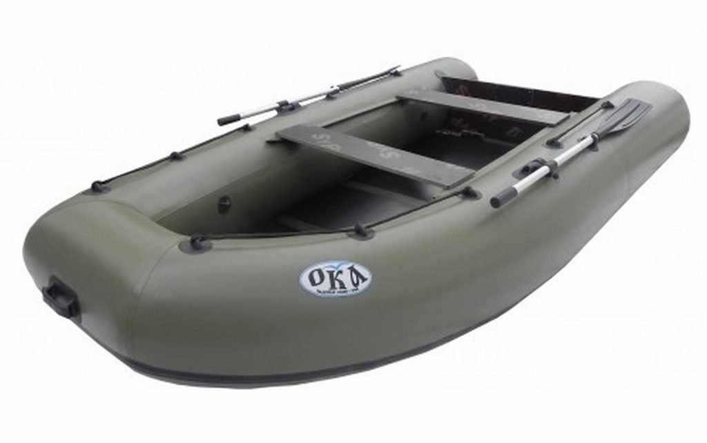 Гребная лодка «Ока 3»