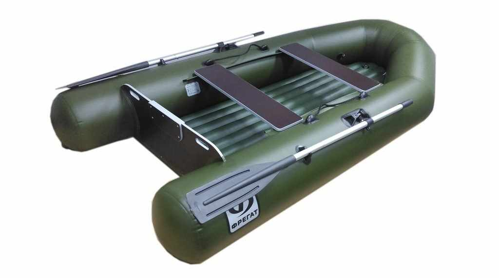 Характеристики лодки ПВХ «Фрегат 280 ЕN»