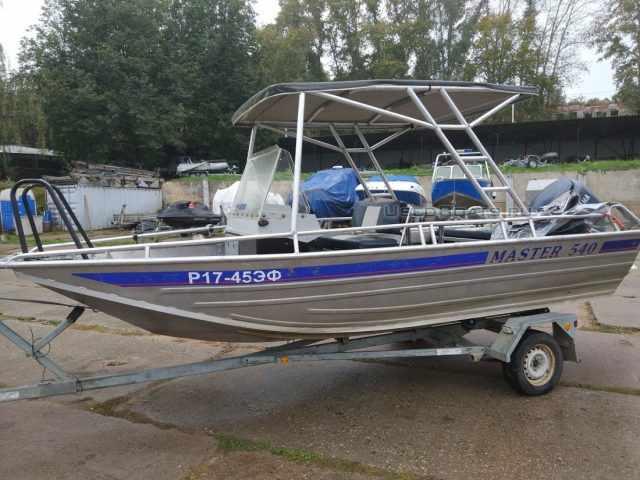 Лодки Master - обзор моделей