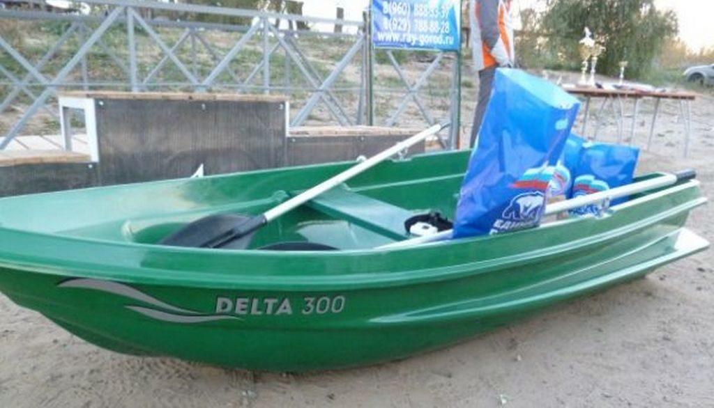 Лодка Дельта-300