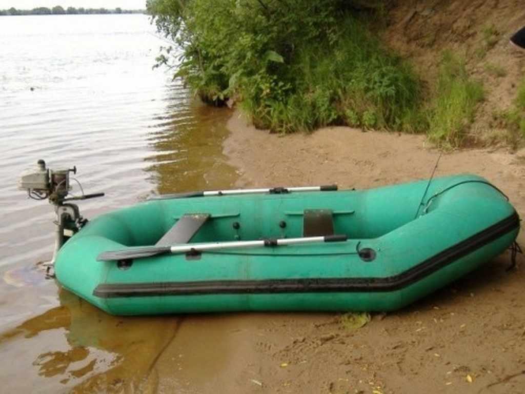 Резиновая лодка «Язь 3Н»