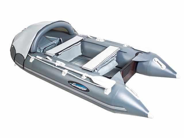 Лодки Gladiator - обзор моделей