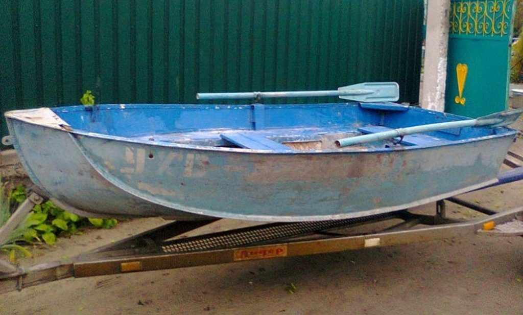 Лодка «Язь 320»
