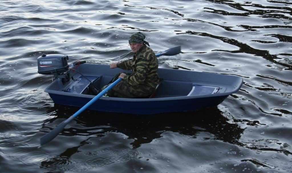 Характеристики лодки Малёк