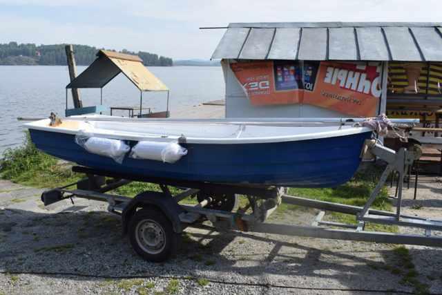 Лодка Тортилла