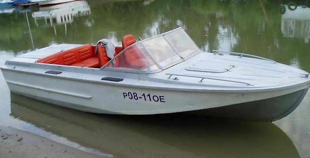 Характеристики катера «Амур»