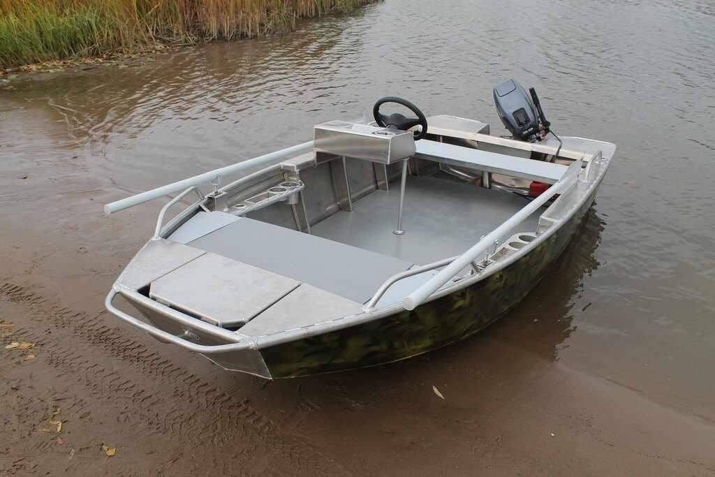 Дюралюминиевые лодки