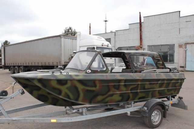 Лодка Альбатрос