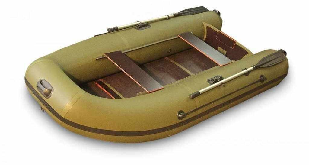 Лодка «Камыш 3000»
