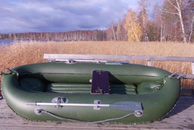 Лодка Скиф - обзор и комплектация