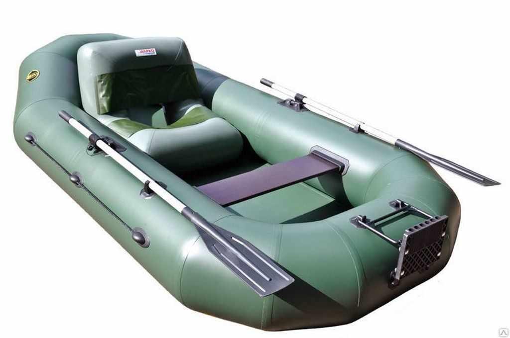 Характеристики лодки ПВХ «Двина 26 НД Сплав»