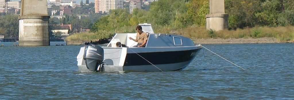Лодка Север 600