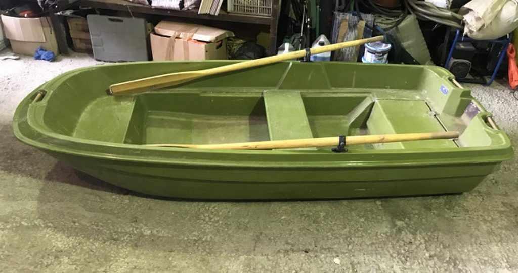 Лодка «Стрингер 265»