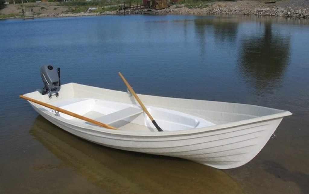 Лодка Дельта-430