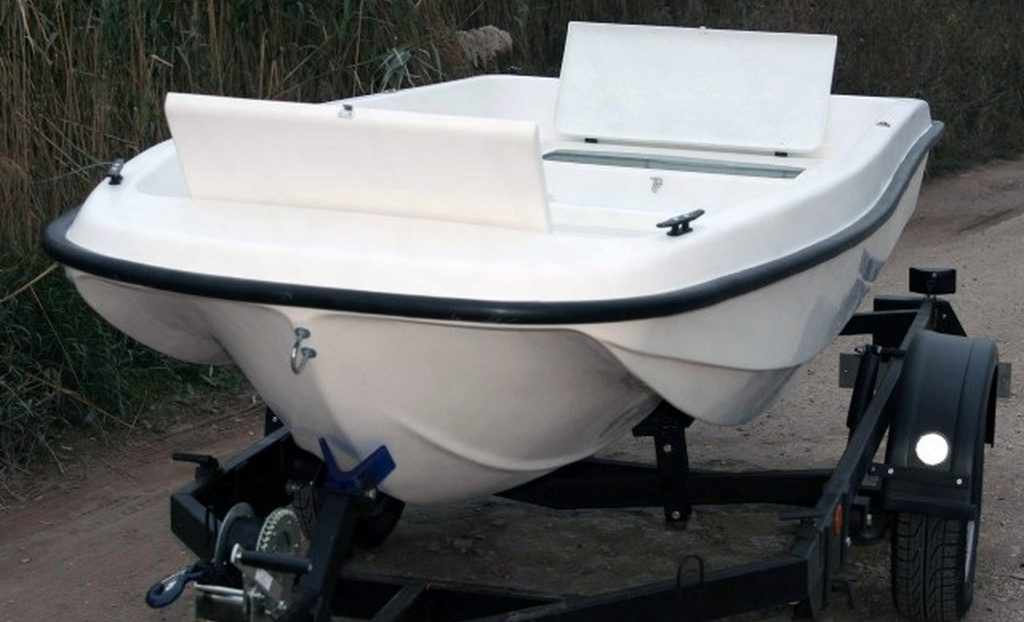 Лодка Кайман 350