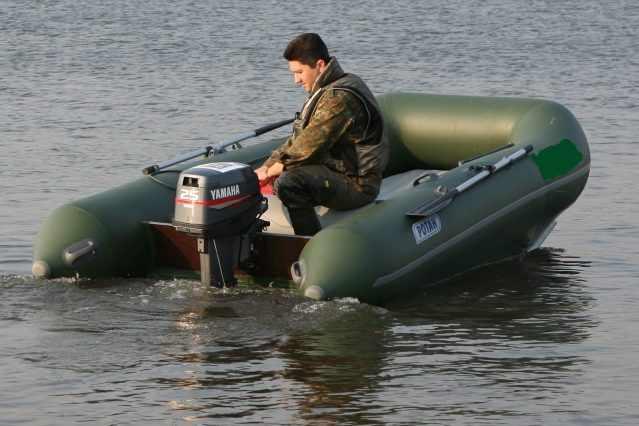 Обзор моделей лодок «Ротан»
