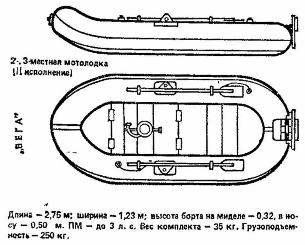 Лодка «Вега-2»