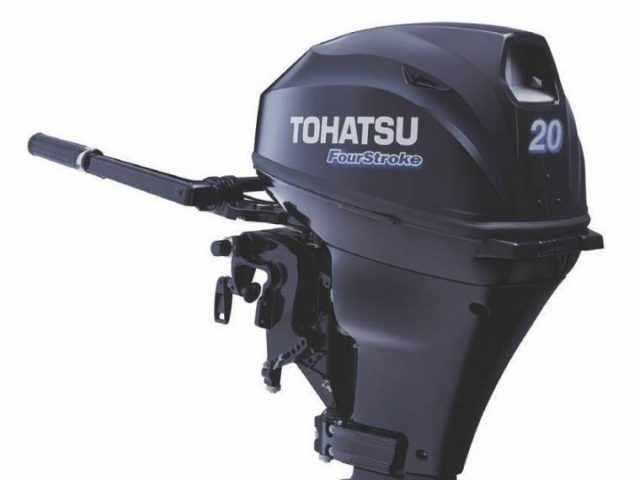 Лодочные моторы Tohatsu: практически вечное качество