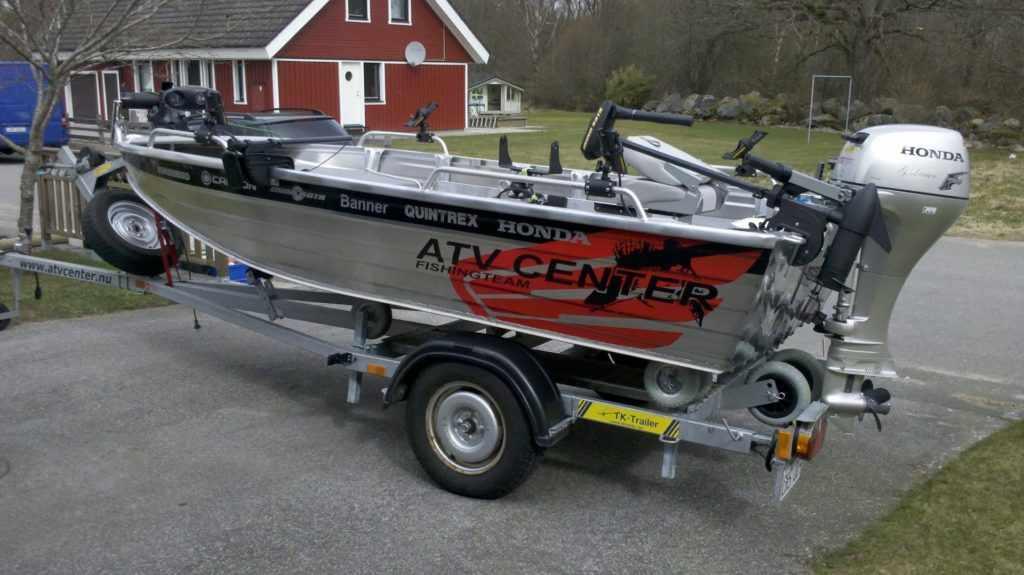 Лодка Quintrex