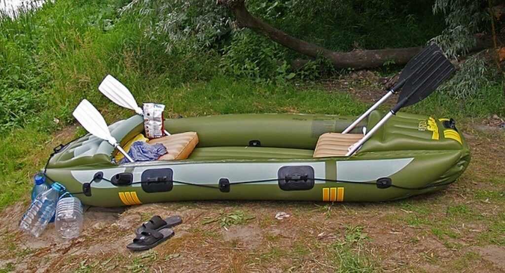 Гребная лодка «Нева 3»