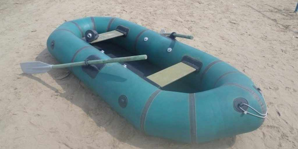 Надувная лодка «Ока 3»