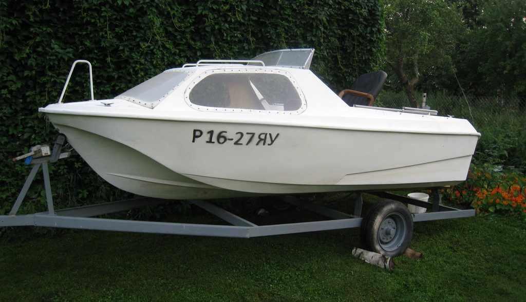 Лодка «Ладога»
