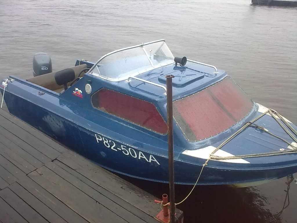 Лодка Москва-2