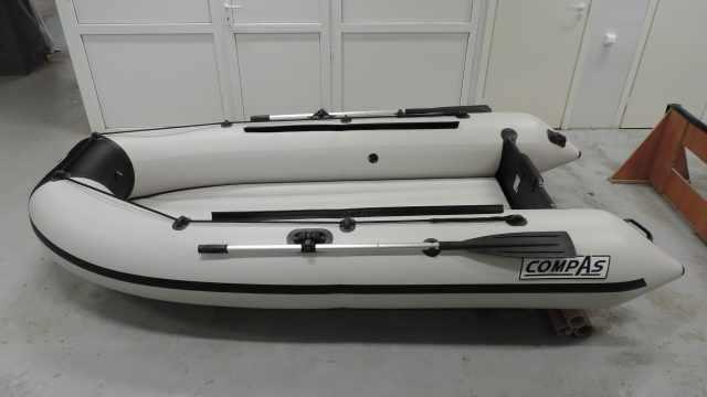 Модельный ряд лодок «КомпАс»