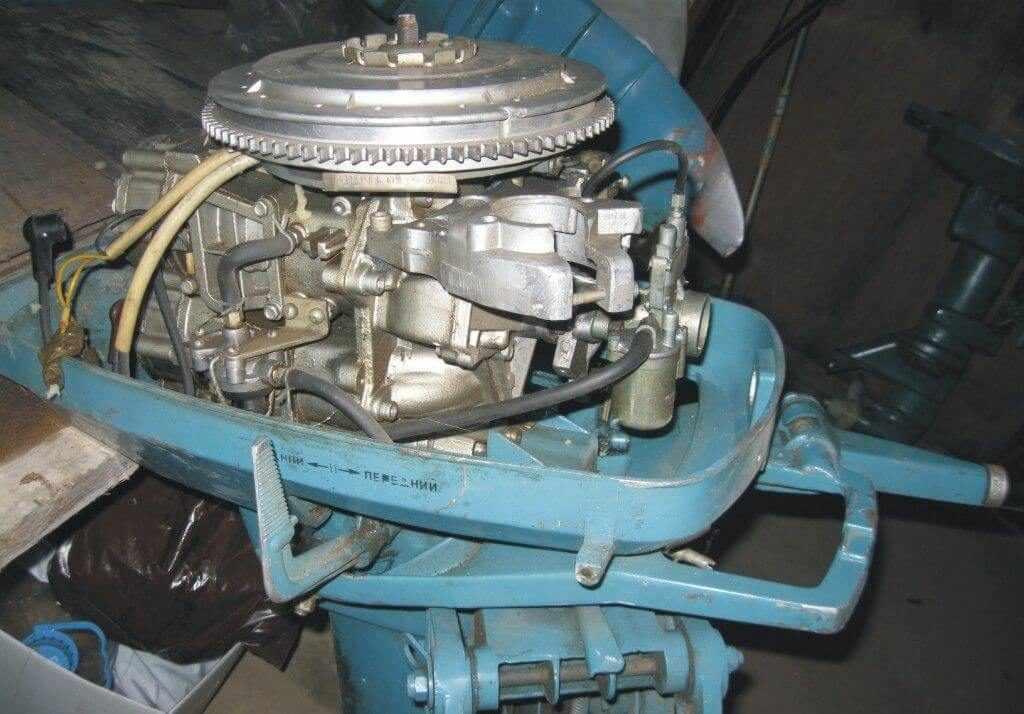 Лодочный мотор Москва-30