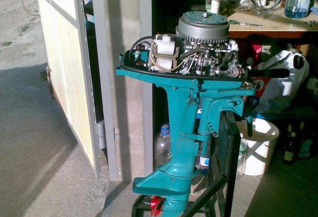 Мотор «Ветерок-8М»