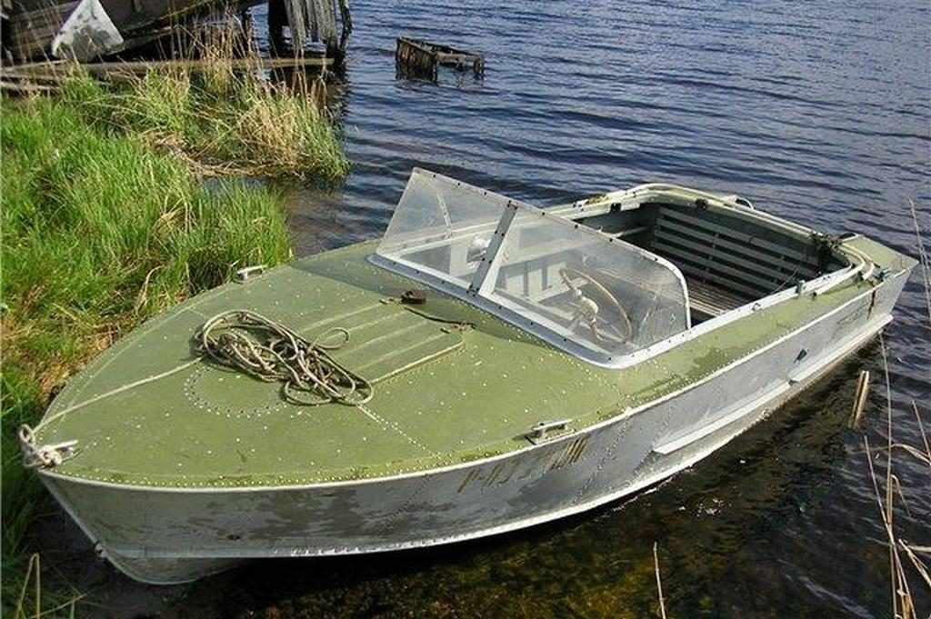 Моторная лодка «Прогресс-1»