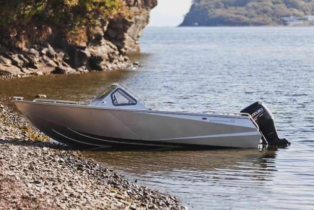 Алюминиевые лодки «Барракуда» для рыбалки и отдыха на воде