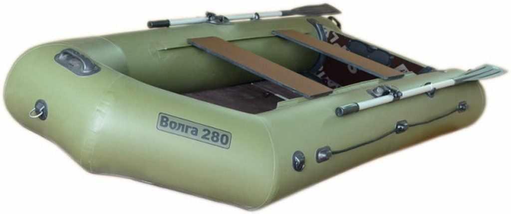 Лодка «Волга-280» отличается долговечностью