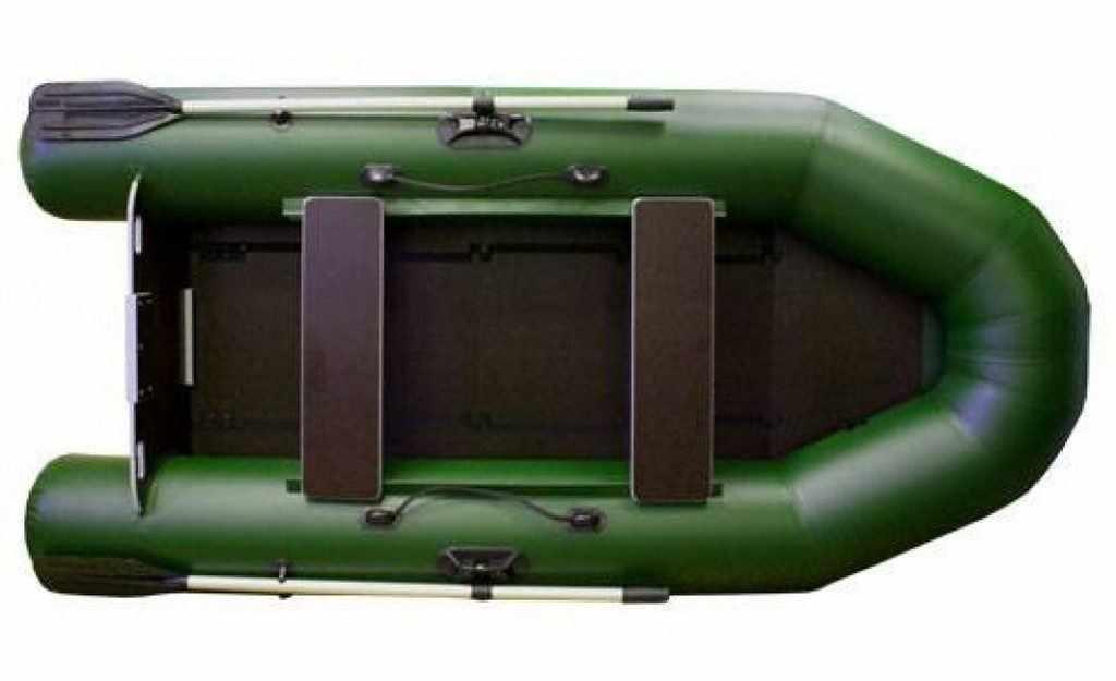 Характеристики лодки ПВХ «Фрегат 280 ЕS»