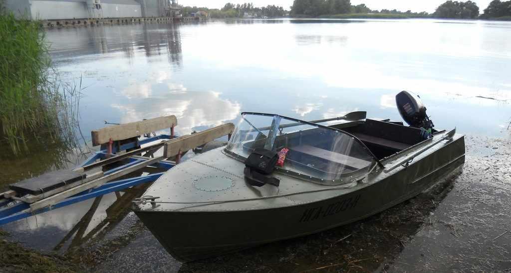 Лодка «МКМ»