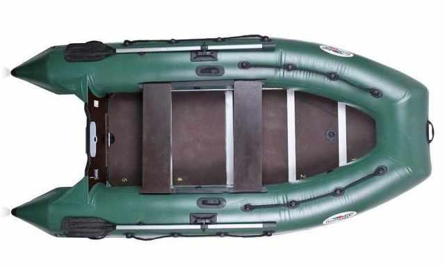 Лодки Лидер для охоты и рыбалки