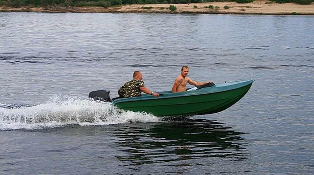 Лодка Дельта-360