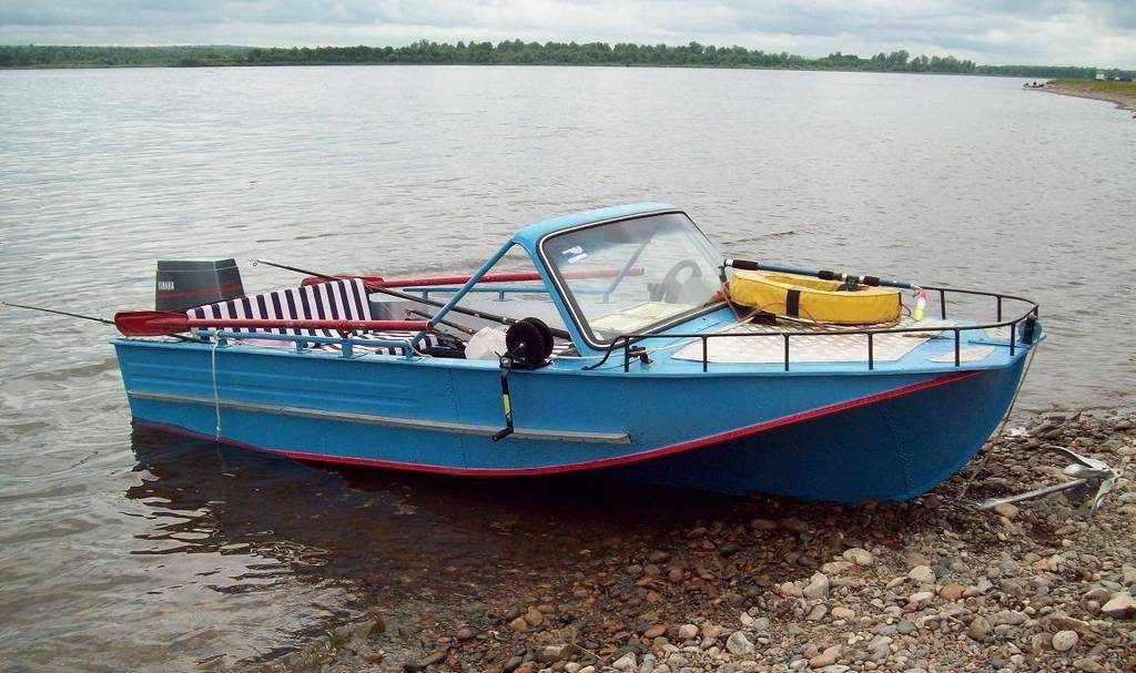 Лодка «Воронеж»