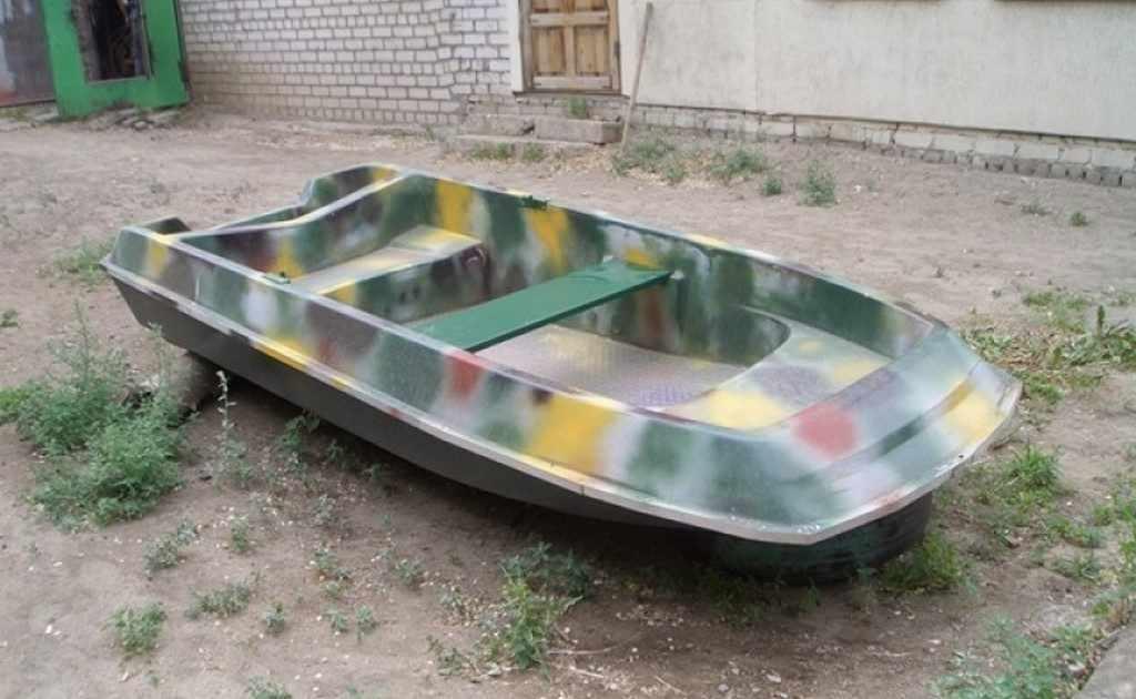 Лодка Дельта-330