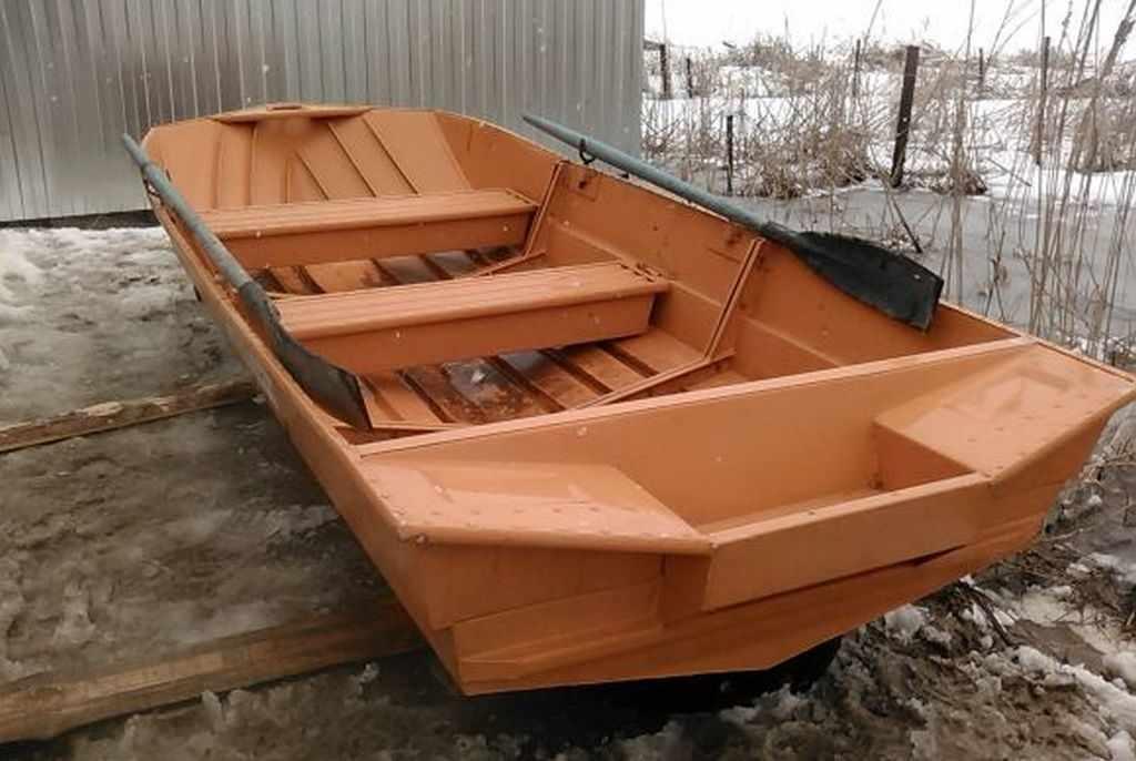 Моторная лодке Автобот