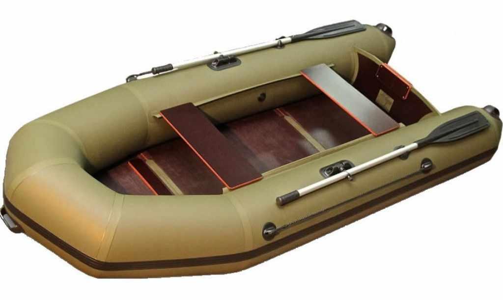 Лодка ПВХ «Вуд 2 М»