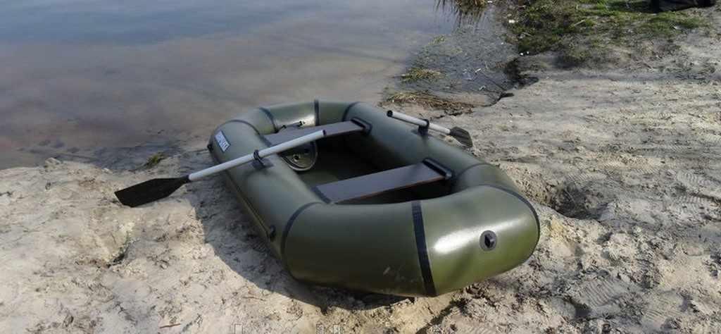 Лодка ПВХ Язь-2