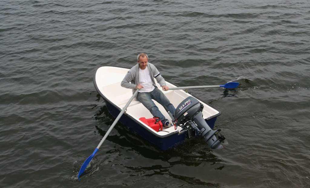 Моторная лодка Ерш