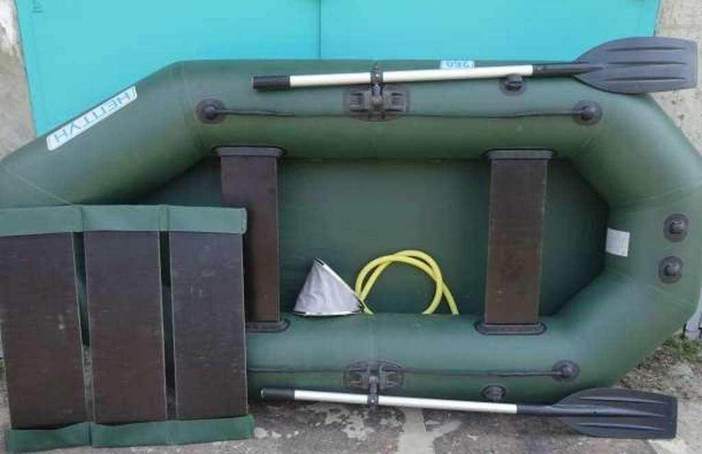 Надувная лодка «Нептун 260»