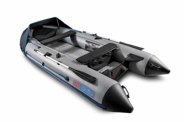 Обзор модельного ряда лодок ProfMarine