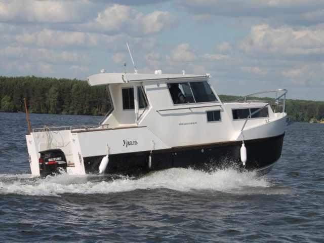 Лодки «Урал»