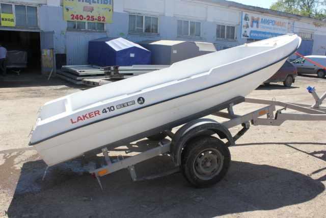 Лодки Laker