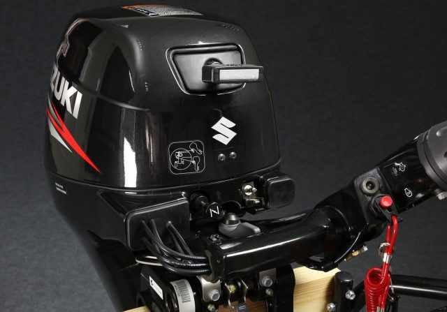 Лодочные моторы Suzuki - синоним качества